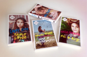 bookcovers young adult
