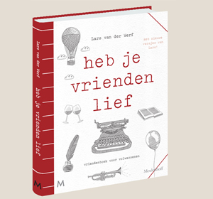 <span>Vriendenboek Lars van der Werf</span><i>→</i>