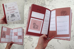Lars van der Werf Vriendenboek